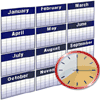 monthly-calendar-with-clock